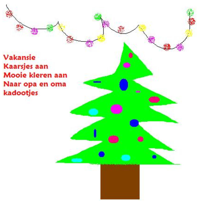 gedicht over kerst